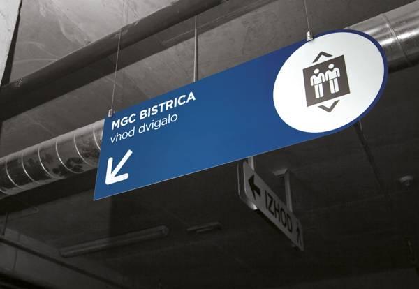MGC Bistrica旅游度假村导示设计