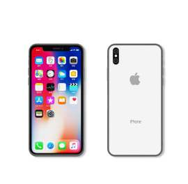 iPhone X模型图-MAX