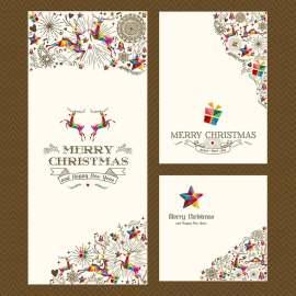 圣诞  圣诞节  圣诞节素材  素材  矢量  圣诞卡片  圣诞卡