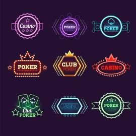 LED 招牌 发光字 霓虹灯 导视牌 标识牌 标志 酒吧 酒店