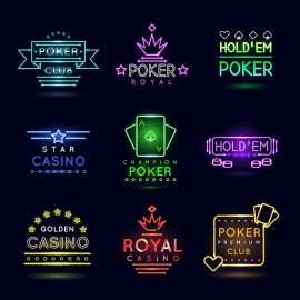 LED 招牌 发光字 霓虹灯 导视牌 标识牌 标志 酒吧 酒店 (3)