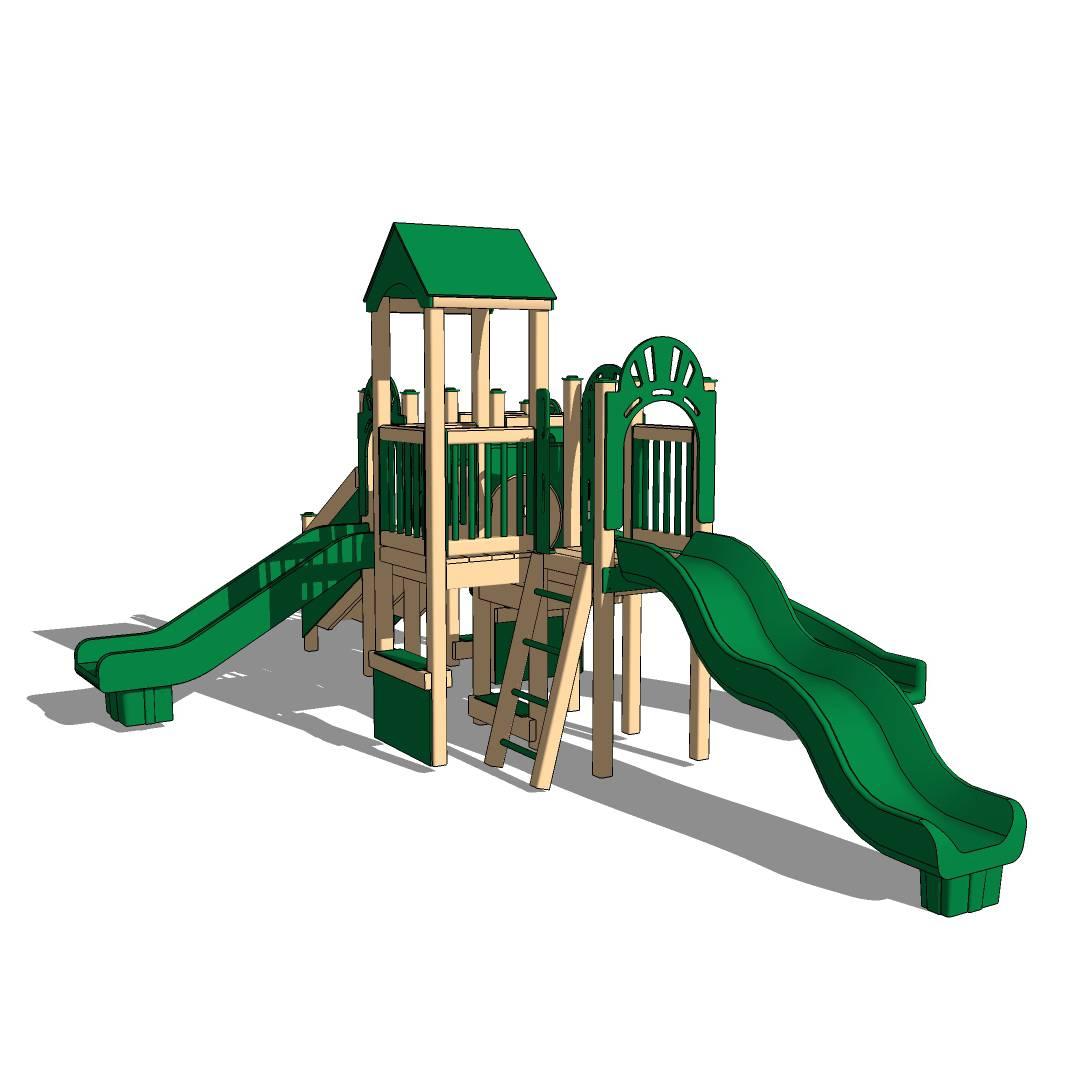幼儿园 滑梯 幼儿园设施 游乐园 儿童