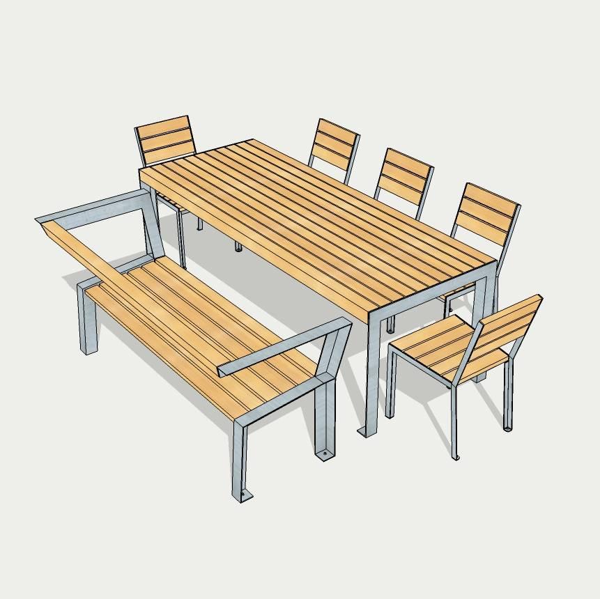现代桌椅  茶几 休闲座椅  太师椅  传统桌椅  木餐桌  木桌椅  餐桌  木桌  木茶几  设计 环境设计 室内设计 模型  SKP