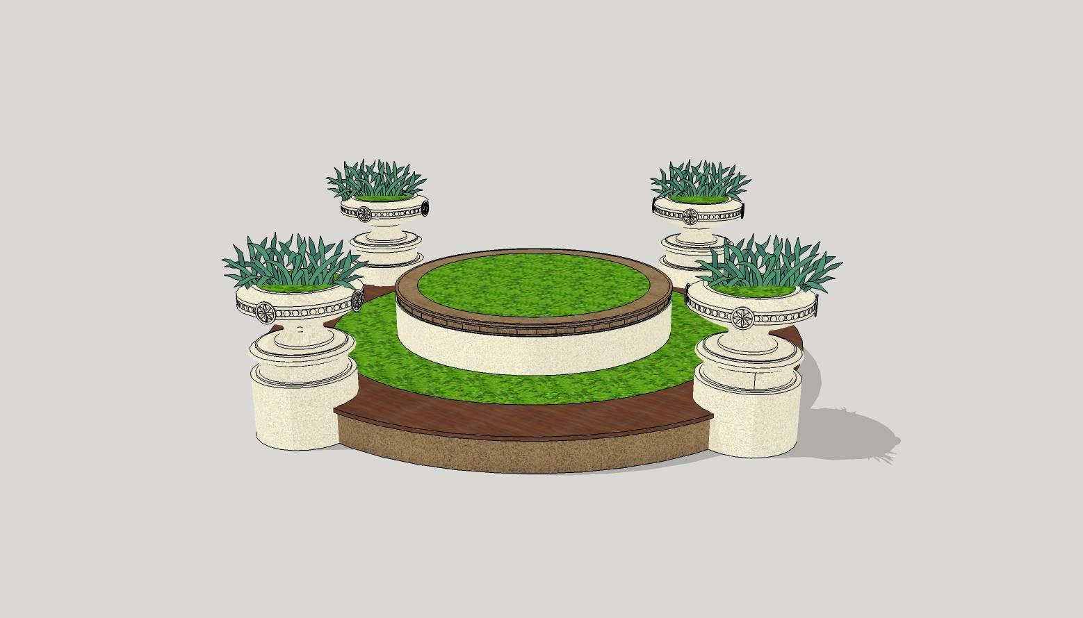 圆形树池   创意树池  欧式树池  小区树池  酒店树池 公园 公共空间