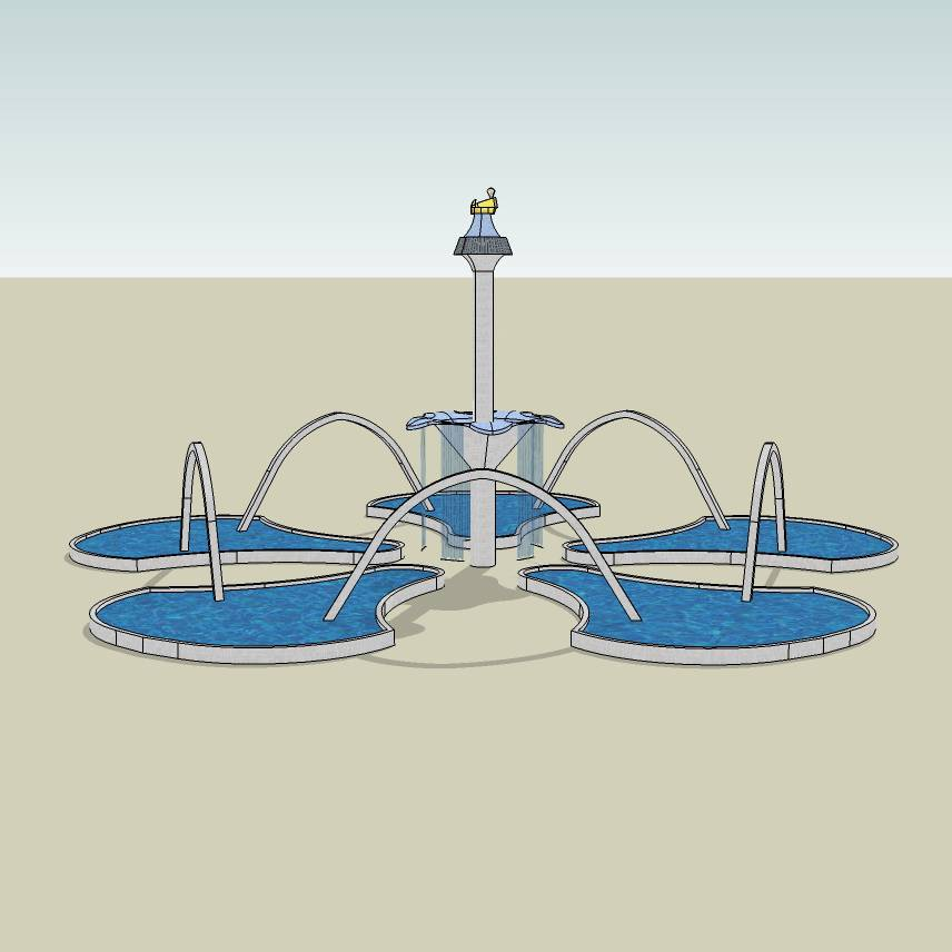水钵水景  住宅小区 小区水景  居住区水景  创意水景  异形水景  景观设计 欧式