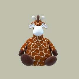 长颈鹿毛绒玩具