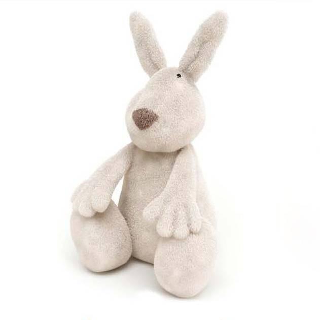 兔子布娃娃模型
