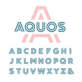 线性英文字母
