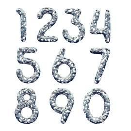 数字3D立体穿孔创意设计