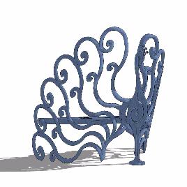 孔雀 座椅 美陈 玻璃钢 雕塑 唯美