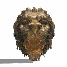 狮子 动物 铜雕 小品 摆件 装饰