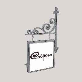 咖啡店吊牌