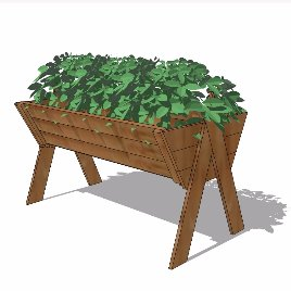 花箱 环艺 植物 展示 美化 绿化