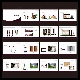 房地产导视标识系统
