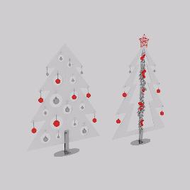 圣诞树美陈装饰