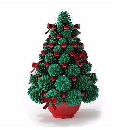 圣诞树 3d模型