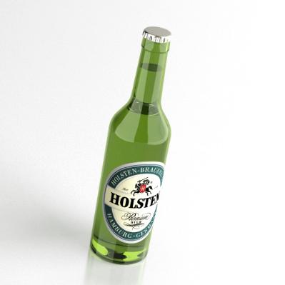 Holsten Brauerei 啤酒瓶模型