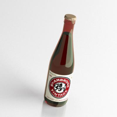McAuslan啤酒模型设计