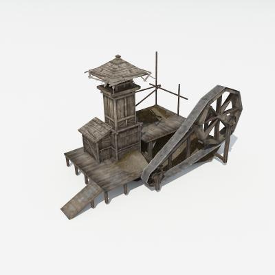 古代水利装置