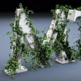 常春藤植物生长插件  Ivy Grower C4D R17
