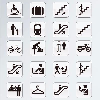 公共标识符号