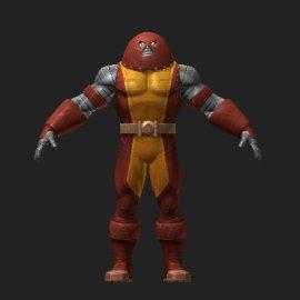 红坦克3D模型