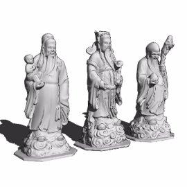 中国古代人物雕塑