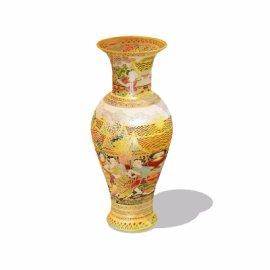 瓷瓶su模型