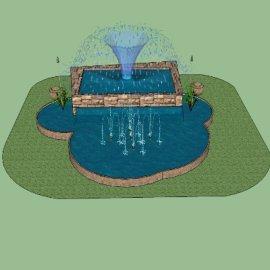 创意景观喷泉