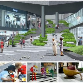 商务园区景观规划