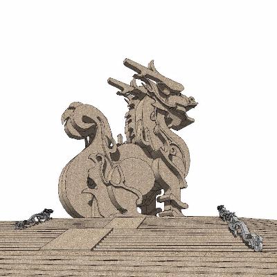 景观广场雕塑