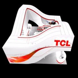 TCL电器展厅