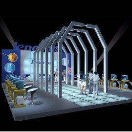联想电脑展厅