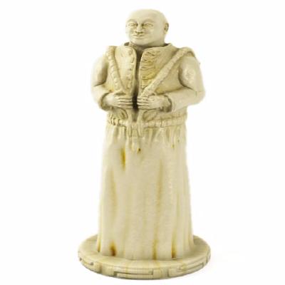 3d古代男性人物雕刻