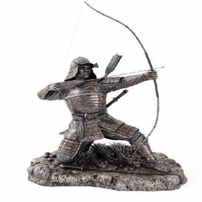 古代弓箭手将士