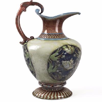 古代遗迹之古董花瓶