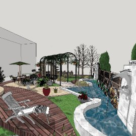庭院花园景观设计