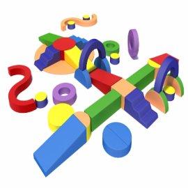 儿童娱乐设施3D模型