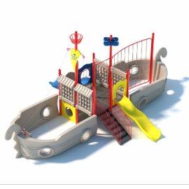 幼儿园儿童游乐设施3d模型