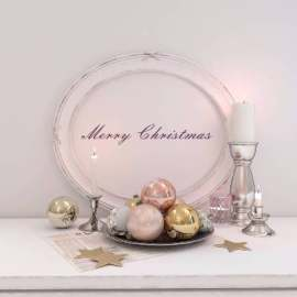 圣诞装饰球 蜡烛