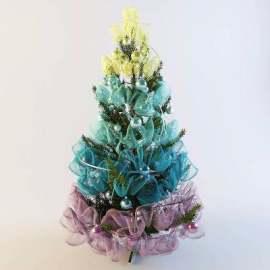 七彩圣诞树