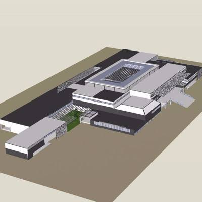古典主义博物馆建筑设计案例