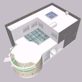 现代主义博物馆建筑设计