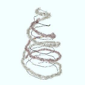 彩灯圣诞树