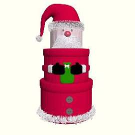 圣诞老人蛋糕造型