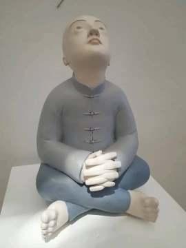 福建-福清市首届国际雕塑艺术展作品