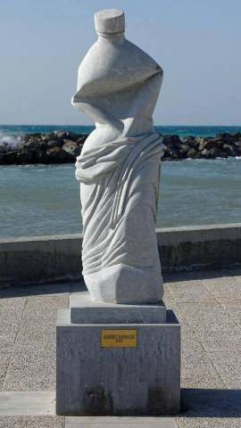 后现代雕塑-无感