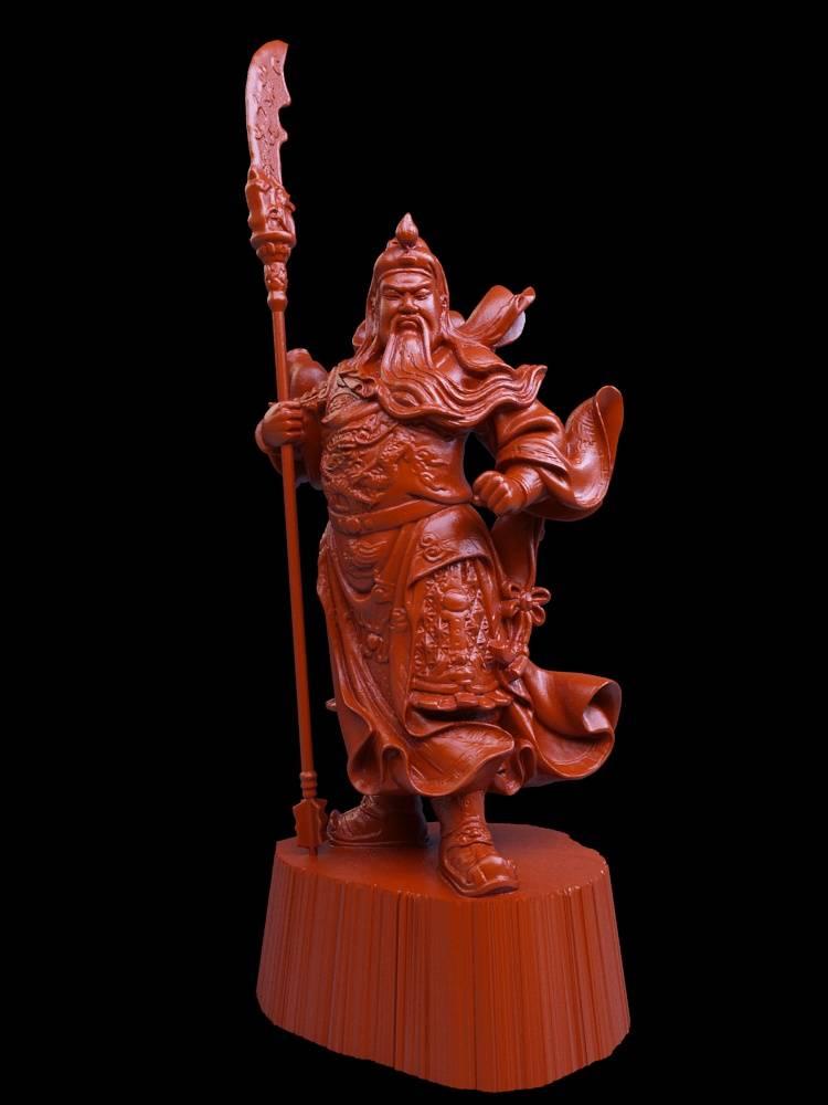 关公关羽人物雕像