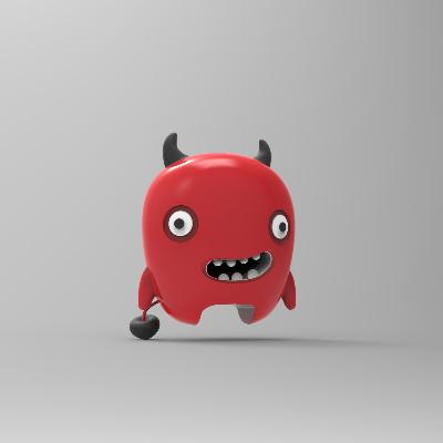小恶魔模型