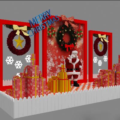 2019圣诞节装饰